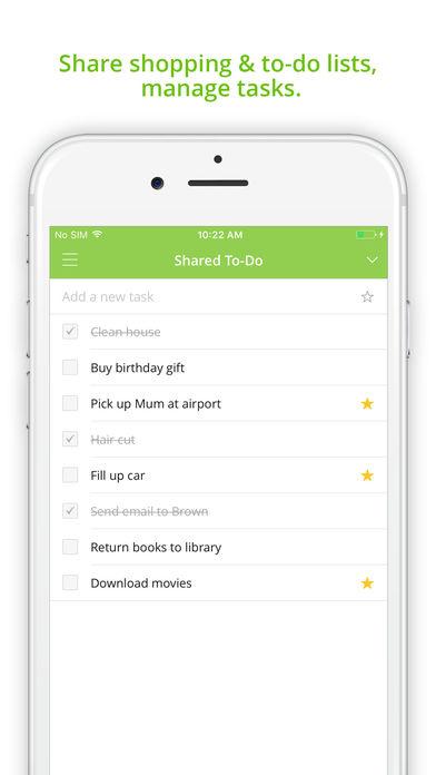 Calendar Organization App : Family organizer shared calendar app by famcal on the