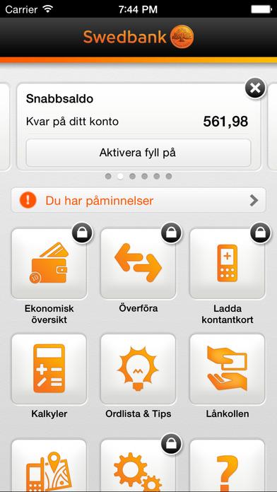 swedbank 18 år