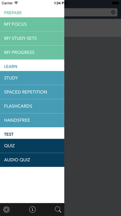 AccelaStudy® Russian | English iPhone Screenshot 1