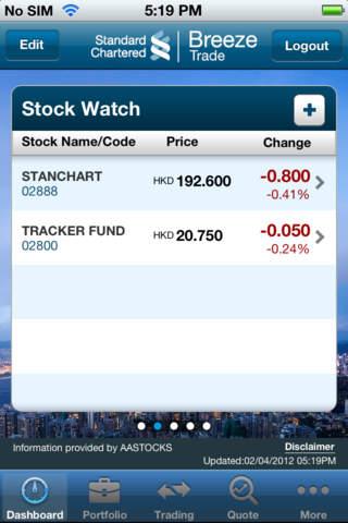 SC Equities Hong Kong screenshot 4