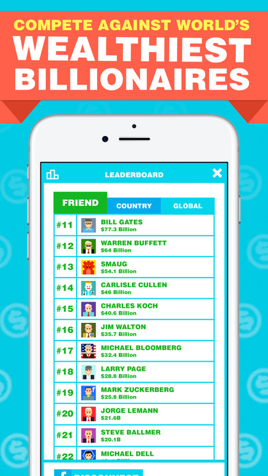 Billionaire – Business Capitalist Tycoon! screenshot 5