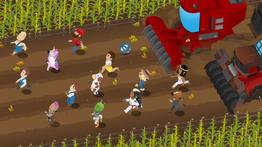 Harvest Screenshot