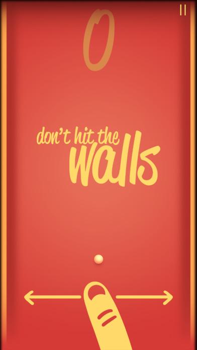 don't hit the walls Screenshot