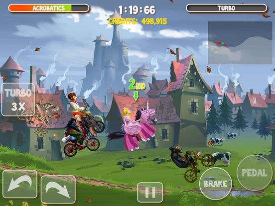Crazy Bikers 2 Screenshots