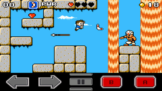 Venture Kid Screenshot