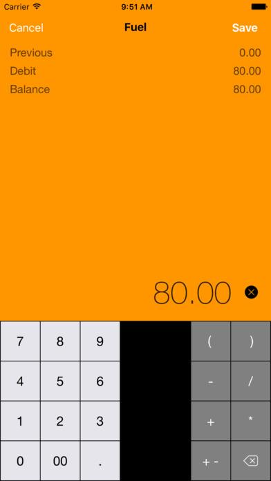 Ledger iPhone Screenshot 3