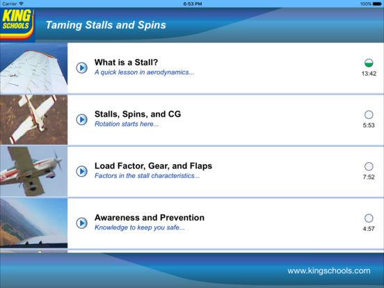 Stalls And Spins iPad Screenshot 2