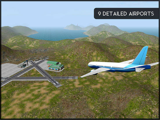 Avon Flight Simulator ™ 2015 screenshot