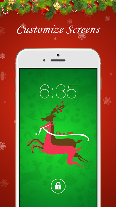 christmas live wallpapers - themify for holidays screenshot 4