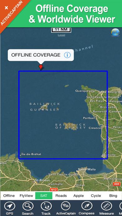 Monfrague National Park - GPS Map Navigator iPhone Screenshot 5
