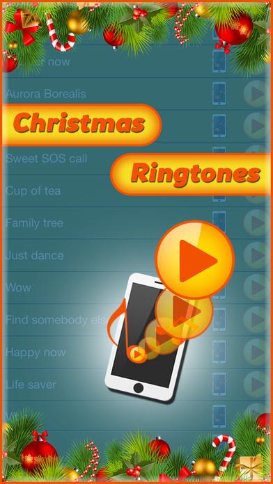 Рингтоны на телефон новый год