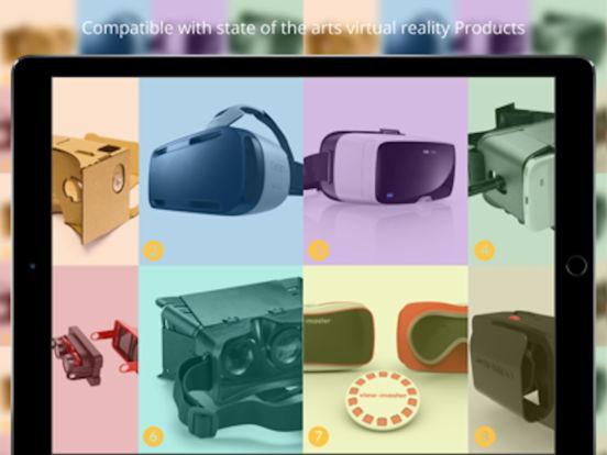 VR Pro - 360  Virtual Reality Video Player Pro Screenshots