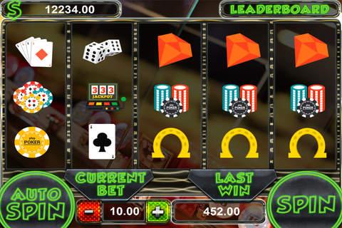 The Golden Way Kingdom Slots Machines - FREE Las Vegas Games screenshot 1