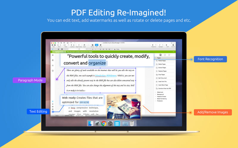 PDFelement - Edit, Annotate, Fill & Sign PDF Screenshots