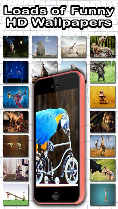 HD Funny Wallpapers Screenshots