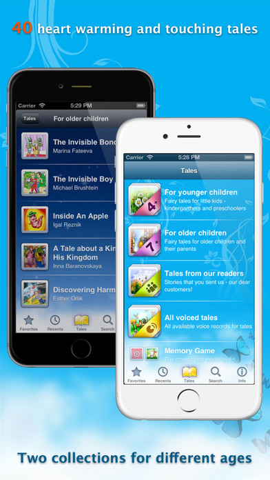 Clever Tales iPhone Screenshot 2