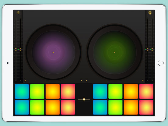 DJ Mixer, remix party music,wedding dj music maker Screenshots