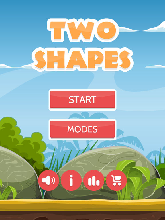 Two Shapes Pro Screenshots