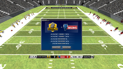 Screenshots of Axis Football 2015 for iPhone