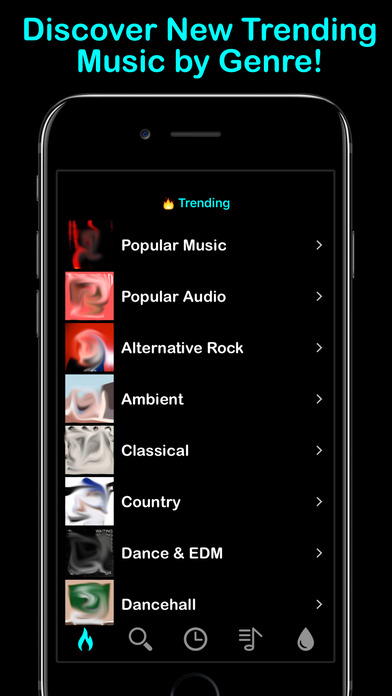 WOOSIK - Ad Free Music Streaming for SoundCloud Screenshots