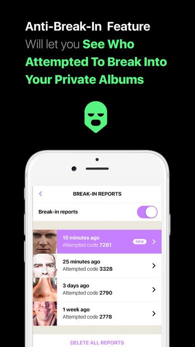 Spy Calc Free iPhone Screenshot 4