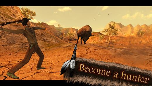 Эволюция: Индейский охотник - Unlimited Screenshot