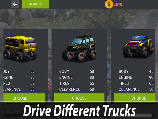 Offroad Crawler Driving Full screenshot 7