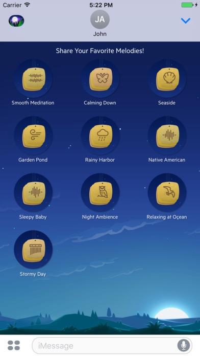 Relax Melodies - (sleep & meditation & yoga & relaxation) helper iPhone Screenshot 8