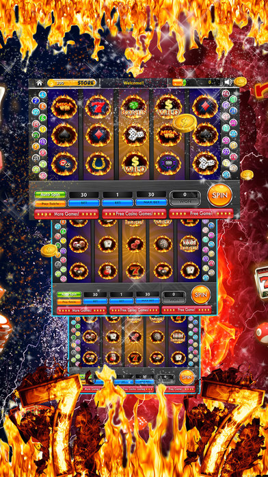 Free blazing 7 slot machines
