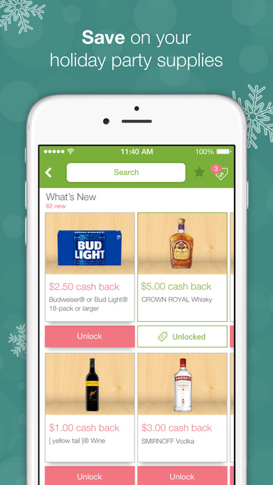 Ibotta: Cash Back Rewards App screenshot 3