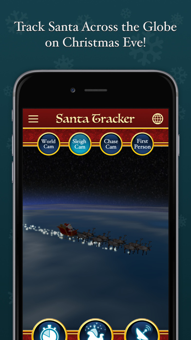Santa Video Call & Tracker™ screenshot 2