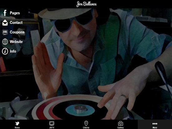DJ Joe Ballance Screenshot