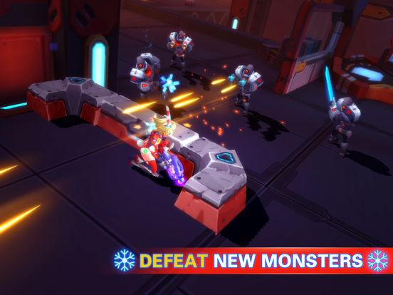 Vanquisher:Global Meltdown - Shooting games 3D Screenshots