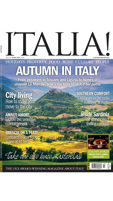 Italia! iPhone Screenshot 4