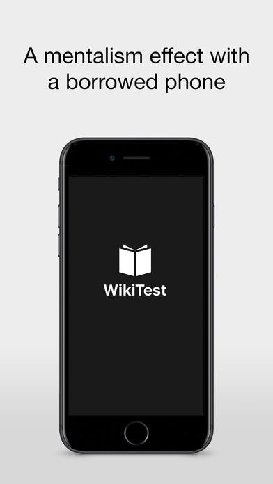 WikiTest