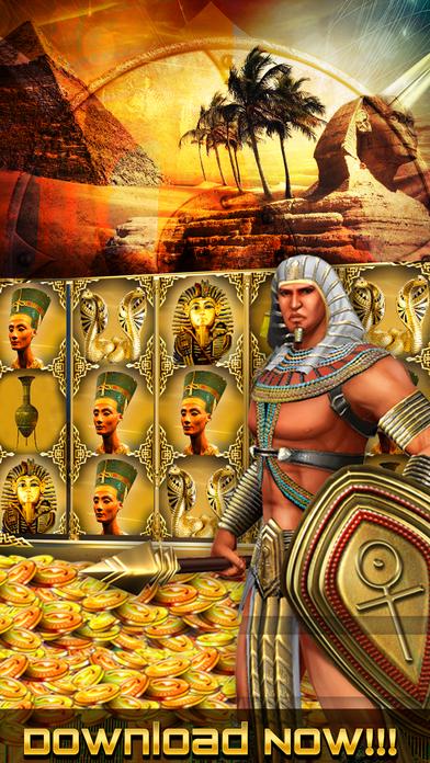 Screenshot 1 Egypt Way Pharaoh's Fire-Best Slots & Casino Games