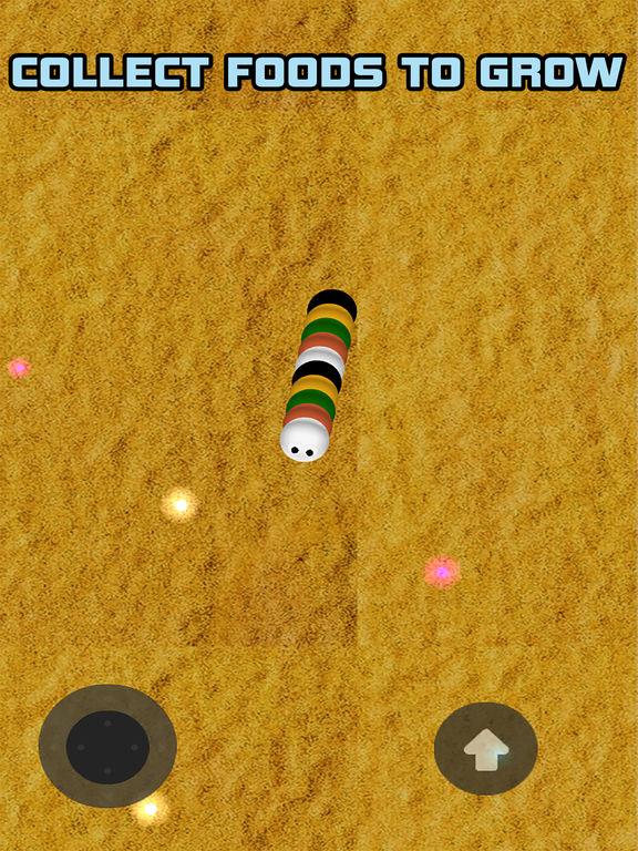 Snakes Battle Game screenshot 5