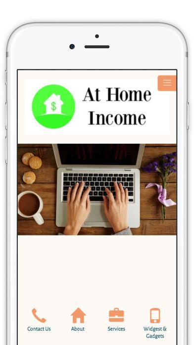 At Home Income screenshot 1