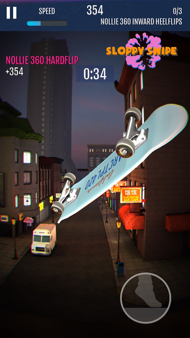 Hoodrip Skateboarding Screenshot