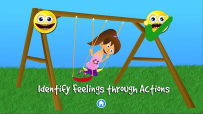 Screenshots for iTouchiLearn Feelings for Preschool Kids Free