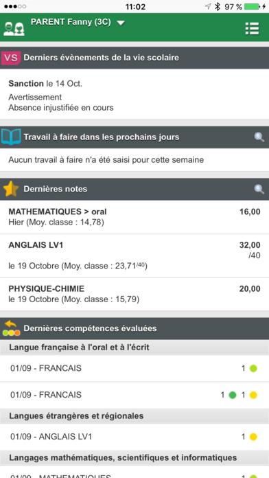 Pronote applications gratuit pour iphone ipad for Application miroir pour ipad
