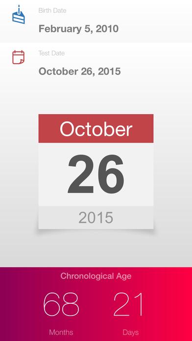 Super Duper Age Calculator iPhone Screenshot 2