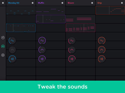Auxy Classic - Simple Beat Maker screenshot 4