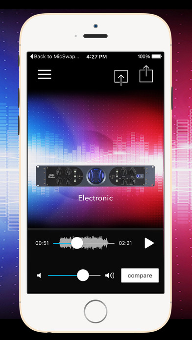 AudioMaster Pro: For Podcasts and Music app image