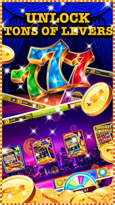 Screenshot 3 Play Free Casino Games- Best in Slots Play for Fun