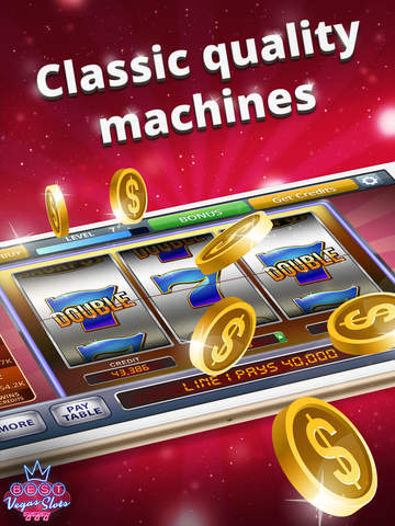 Play free slot machines with bonuses