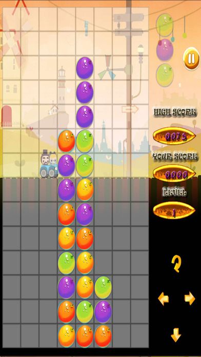 A Fruit Line : Sweet Fruit splash screenshot 1
