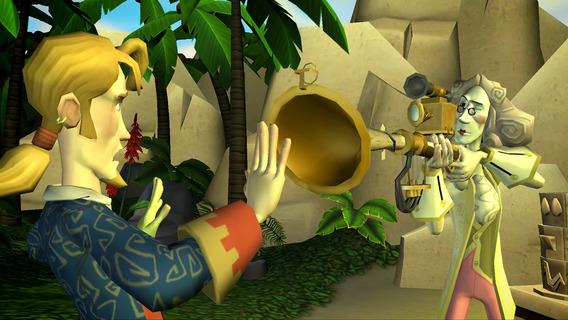 猴岛传说第一章:Monkey Island Tales 1【解谜大作】