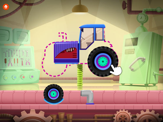 Fixing Car Games For Kids