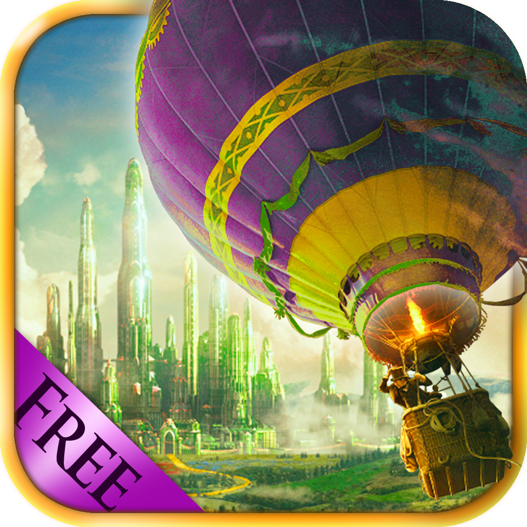 Oz flying fantasy a great race game in the magical hot air for Air balloon games